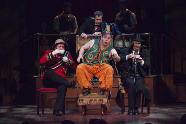 Around the World in Eighty Days adapted by John Hildreth