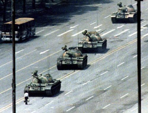 Tiananmen Square Massacre Anniversary