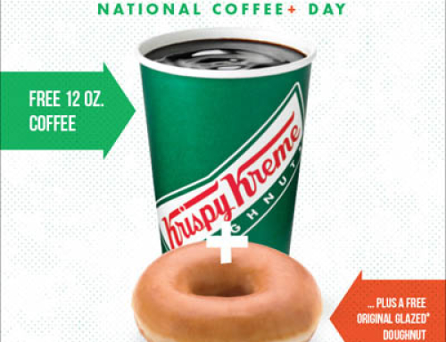 Free Coffee and Doughnut Day