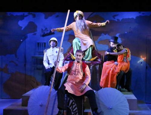 Matrix Theatre Goes Around the World