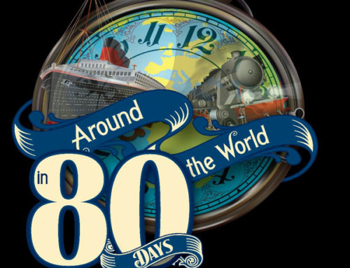 Canyon Theatre Guild Goes Around the World