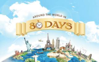 New Bern Civic Theatre Around the World in 80 Days