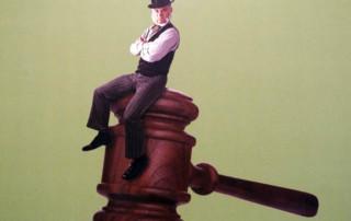 Commonweal Theatre Trial of Ebenezer Scrooge